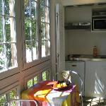 ch. avec kitchenette