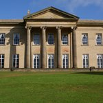 The Mansion, a splendid regency building in the heart of Roundhay Park