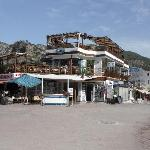 The Harry's Restaurant in Olu Deniz