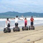 Fun on the beach in Nuevo Vallarta