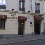Photo de Hotel des Carmes