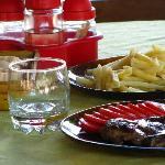 degusta nuestra comida casera