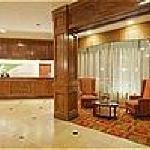 Holiday Inn Rockland Lobby