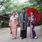 着物で京都観光を楽しもう♪