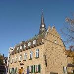 Ehemalige Rathaus am Markt