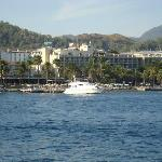 Miramer Hotel from the sea (Boat Trip)