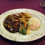 Mexican fillet steak, superb!