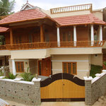 Daffodil Homestay, Fort Kochi Front View