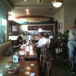 Katase食堂 内装