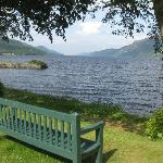 View of Loch Ness from Highland Club