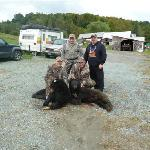 me - steve lee brian with a few bears