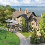 The Inns of Aurora: E.B. Morgan House