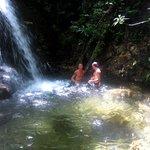 Waterfalls 1hr walk