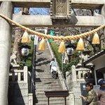 北野天満神社の鳥居