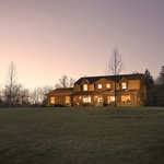 Picturesque Blue Ridge Mountain Setting