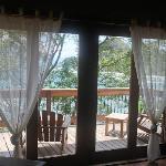 Redonda Bay from a villa - Green Season