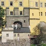 Neue Bischofliche Residenz and Innbrückbogen