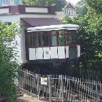 Funnicular Railway to Oddicombe Beach