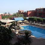 Foto de Adham Compound Hotel