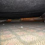 Dirty Under Bed
