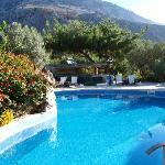 Schwimmbad von Eleonas
