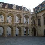 Renaissance-Innenhof des Zeughauses