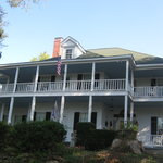 The front of Sautee Inn