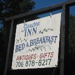 Foto de Sautee Inn Bed and Breakfast