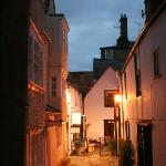 Bath Place Evening