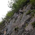 One of the climbing trips