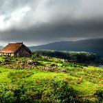 Thatched cottage Waternish Isle of Skye