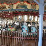 Carousel on the Pier