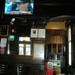 Inside the Avenue Pub/J'anitas