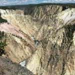 Lo straordinario Canyon di Yellowstone