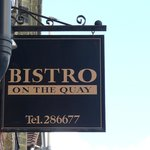 Bistro On The Quay, Ipswich, Suffolk, UK