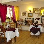 Restaurant typiquement provençale