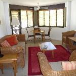 Two Bedroom Villa - lounge area