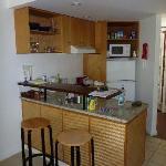 Two Bedroom Villa - kitchen