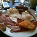 Full English at Sunnyside!