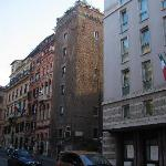 Torre Colonna from the street