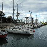 Joli port de St-Cyprien