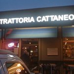 Front of Trattoria Cattaneo