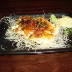Luxury Shrimp appetizer