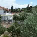 Potamitis courtyard