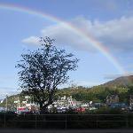 Tarbert rainbow
