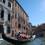 Picturesque view with Gondola