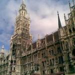 Altes Rathaus -it is beautiful.
