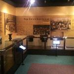 Display in Museum Lukut