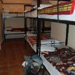 Dormitory (12 Beds Inside - Mixed) Room