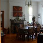 A Dinner Room